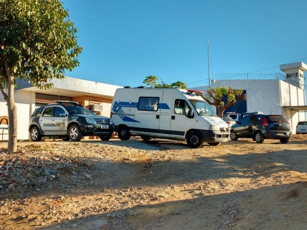 Penitenciária Estadual Desembargador Francisco Pereira da Nóbrega, o 'Pereirão' (Foto: Sidney Silva)