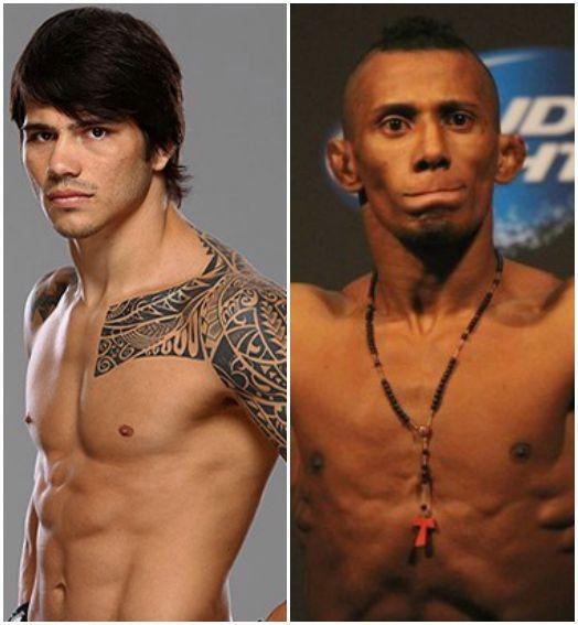 octógono (UFC; Evelyn Rodrigues)