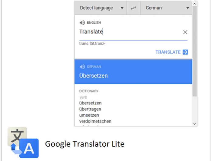 Google Translator Lite para Mozilla Firefox (Foto: Reprodução/Marvin Costa) (Foto: Google Translator Lite para Mozilla Firefox (Foto: Reprodução/Marvin Costa))