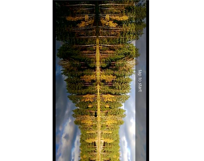 Nokia Panorama, como diz o nome, tira fotos em 360 (Foto: Divulgação Nokia)