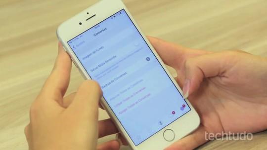 WhatsApp: como melhorar a qualidade de fotos e vídeos noturnos no iPhone