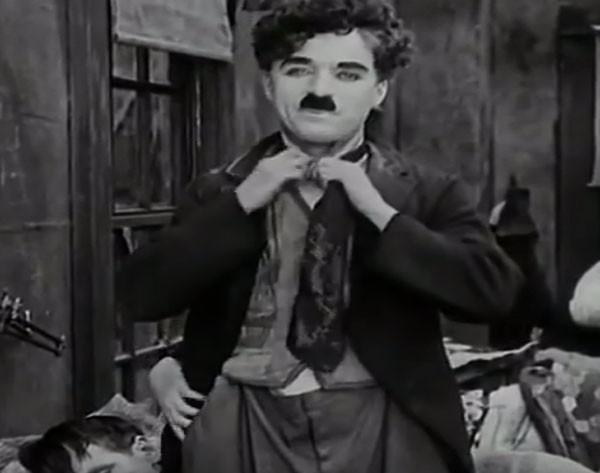 Charles Chaplin (Foto: Reprodução)