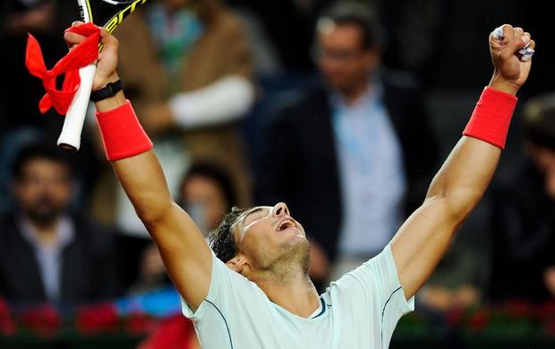 tênis rafael nadal atp de BArcelona (Foto: Agência Getty Images)