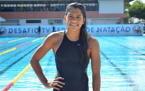 Sarah Marques conquistou o ouro no Desafio  (Foto: Felipe Martins/GLOBOESPORTE.COM)