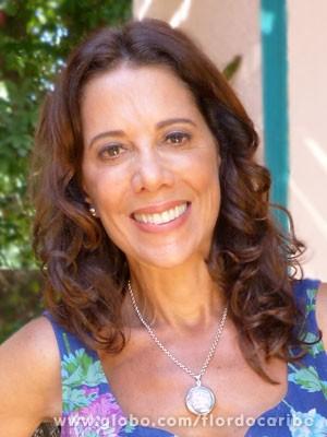Angela Vieira (Foto: Flor do Caribe / TV Globo)