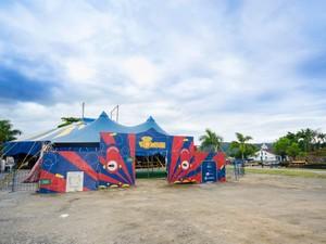 Circo Volante leva apresentações circenses a Paraty em novembro e dezembro de 2014 (Foto: Divulgação/Assessoria Governo do Estado RJ)