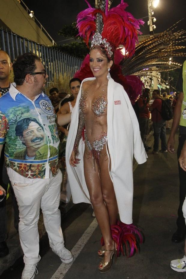 Ticiane Pinheiro (Foto: Marcos Ferreira / photo rio news)