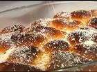 Comerciante ensina como preparar a receita de rosca de batata; veja vídeo
