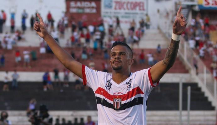 Rafael Bastos Botafogo-SP (Foto: Rogério Moroti / Agência Botafogo)