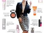 Ana Carolina Dias abre a nécessaire e revela seu top 10 de beleza