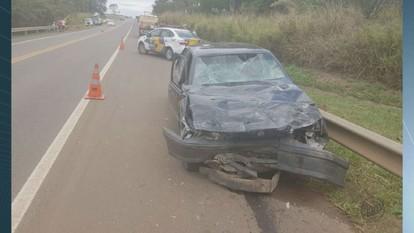 Acidente mata homem de 53 anos em rodovia de Vargem Grande do Sul, SP