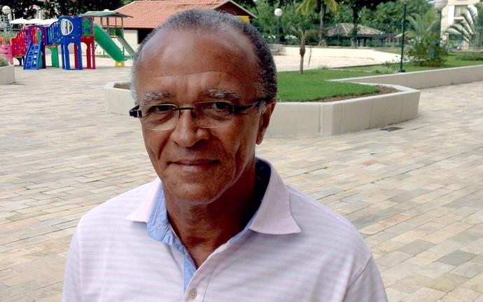 Jayme de Almeida ex-técnico do Flamengo (Foto: Cauê Rademaker)