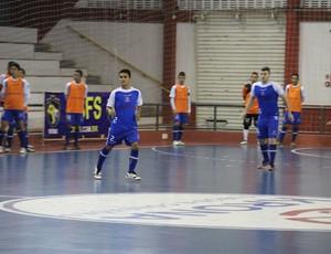 Suzano sub20 futsal (Foto: Thiago Fidelix)