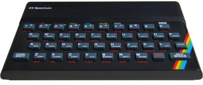 Console ZX Spectrum (Foto: Reprodução/Retro Games Collector)
