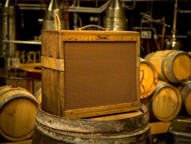 Amplificador Fender (Foto: Divulgação)
