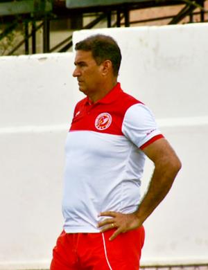 Paulo César Catanoce técnico Tricordiano (Foto: Reprodução EPTV)
