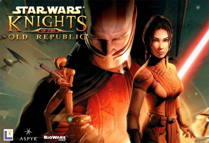 Star Wars: Knights of The Old Republic (Foto: Divulgação)