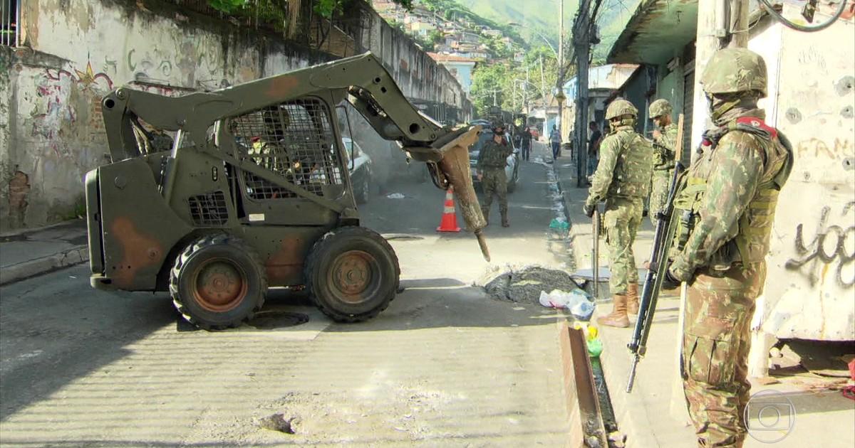 Resultado de imagem para Lins é alvo da maior operação da intervenção na segurança do Rio
