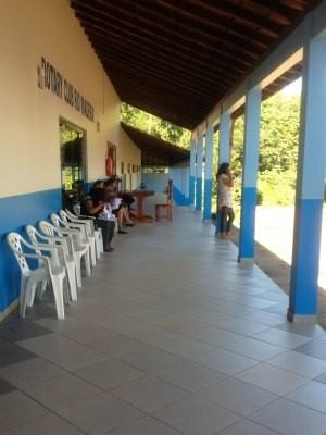 Associação Rotarianos de Rio Madeira e Voluntários de Apoio ao Câncer - Casa de Apoio em Porto Velho (Foto: Larissa Matarésio/G1)