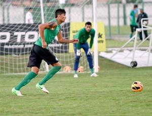 Escudero Coritiba (Foto: Divulgação / Site oficial do Coritiba)