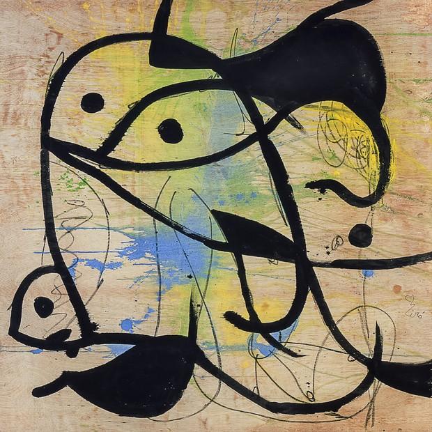 'Cabeça', de Joan Miró (Foto: Successión Miró/Divulgação)