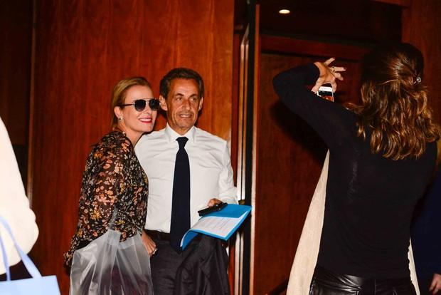 Nicolas Sarkozy (Foto: Leo Franco - Agnews )