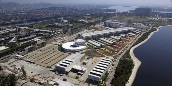 Cenpes, da Petrobras (Foto: Romero Martins/Petrobras)