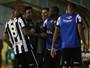 Botafogo goleia a Portuguesa e fica a uma vitória da vaga nas semifinais