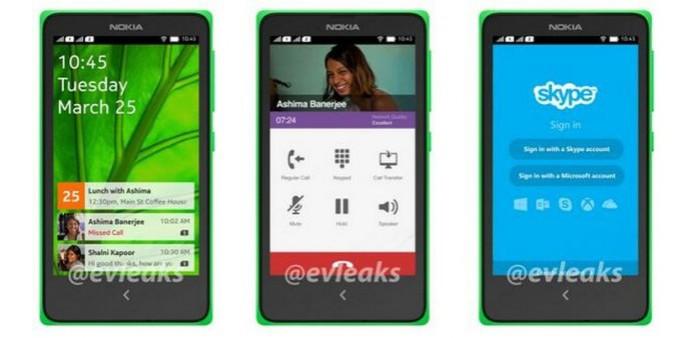 Android da Nokia virá com versão mais recente do sistema, mas não terá acesso ao Google Play (Foto: Reprodução/Evleaks) (Foto: Android da Nokia virá com versão mais recente do sistema, mas não terá acesso ao Google Play (Foto: Reprodução/Evleaks))