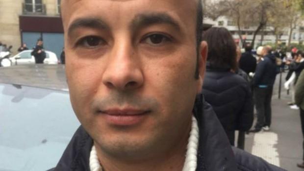 Safer mora no 11º distrito, um dos locais atacados  (Foto: BBC)