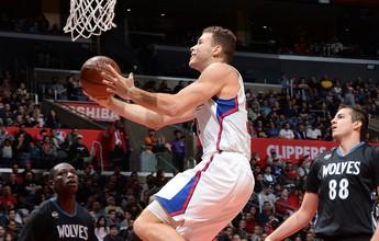 Ainda em busca do seu melhor ritmo, Clippers vencem Timberwolves