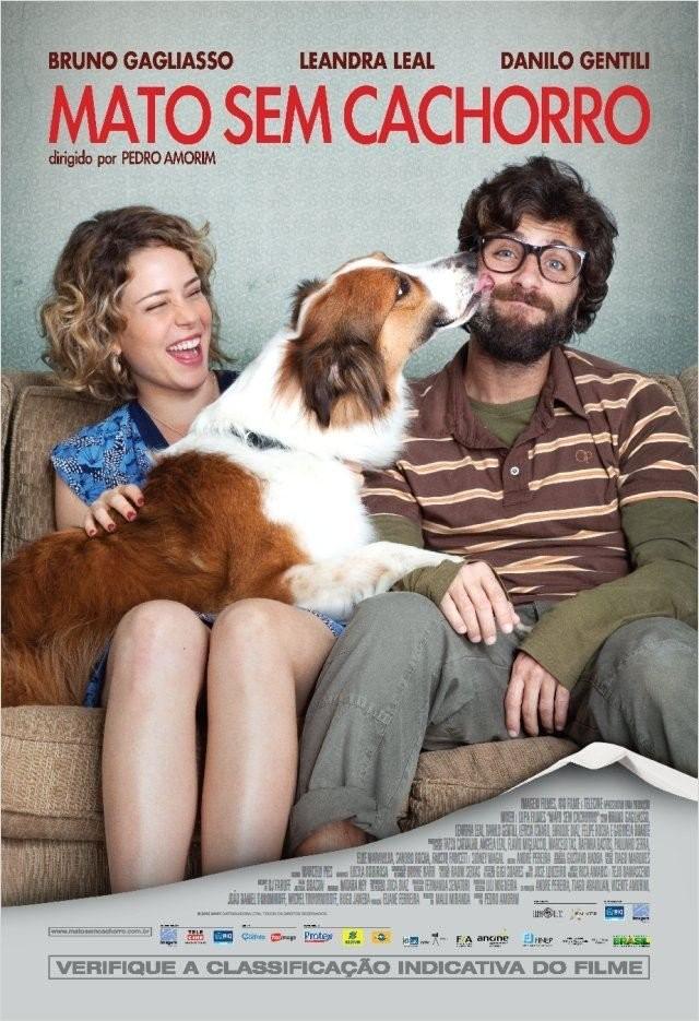Cartaz do filme 'Mato Sem Cachorro' (Foto: divulgação)