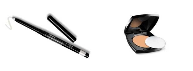 Ultra Color Delineador Retrátil para Lábios Incolor e Ideal Face Pó Compacto Facial (Foto: Divulgação)