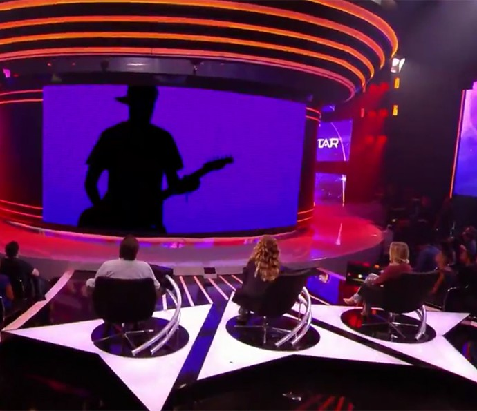 SuperStar: descubra qual é a banda do Top 16 (Foto: TV Globo)