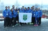 Brasil se instala na Vila das Olimpíadas de Inverno da Juventude (Divulgação COB)