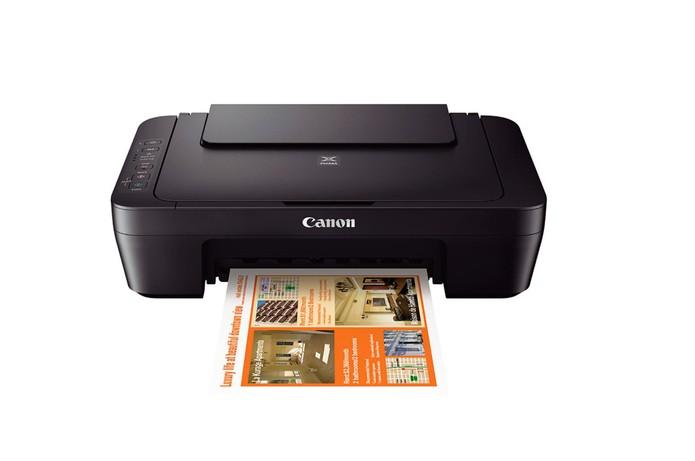 Canon Pixma MG2910 vem com conectividade Wi-Fi (Foto: Divulgação/Canon)