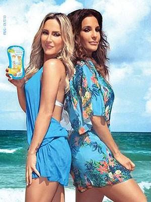 Claudia Leitte e Ivete Sangalo (Foto: Divulgação)