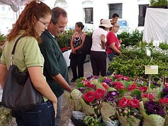 Festival das Flores acontece no centro do Recife (Foto: Divulgação)