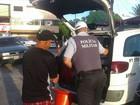 Blitze flagram mais de 100 motoristas embriagados em Guarapari, no ES