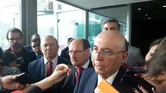 Socorro a estados terá que ser aprovado pelo Congresso, diz Meirelles