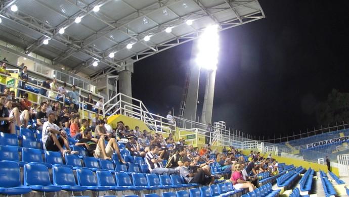 Presidente, Vargas, PV, estádio, Ceará, Crateús, Fares Lopes (Foto: Juscelino Filho)