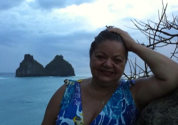 Ruth Lemos em foto recente (Foto: Reprodução / Facebook)
