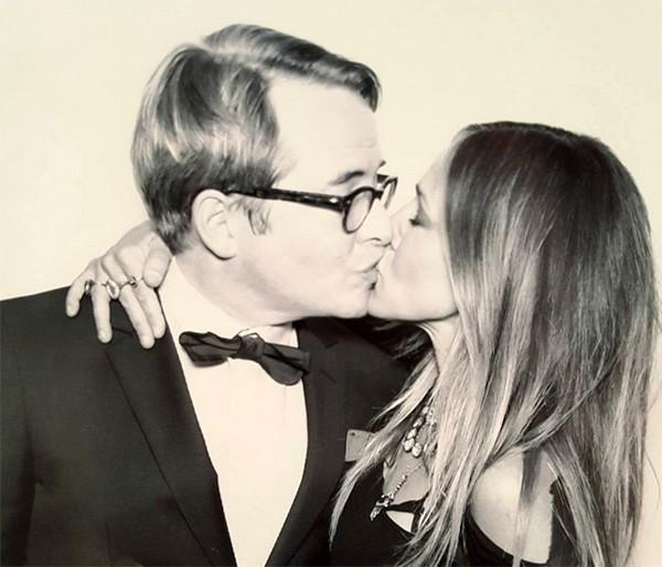 Matthew Broderick e Sarah Jessica Parker (Foto: Instagram)