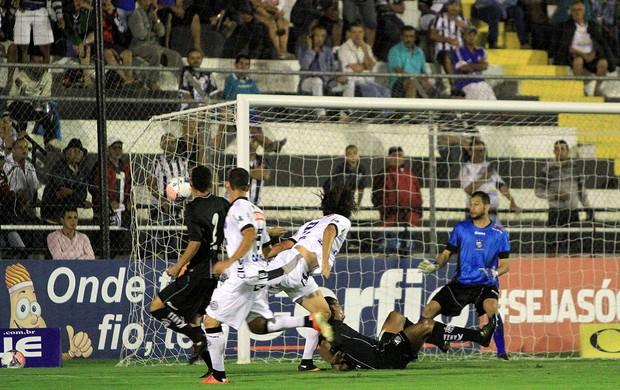 ASA x Bragantino, em Arapiraca (Foto: Ailton Cruz/ Gazeta de Alagoas)