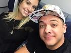 Wesley Safadão viaja para turnê na Europa: 'Da serrinha para o mundo'