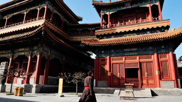 Templo Lama (Foto: Divulgao)