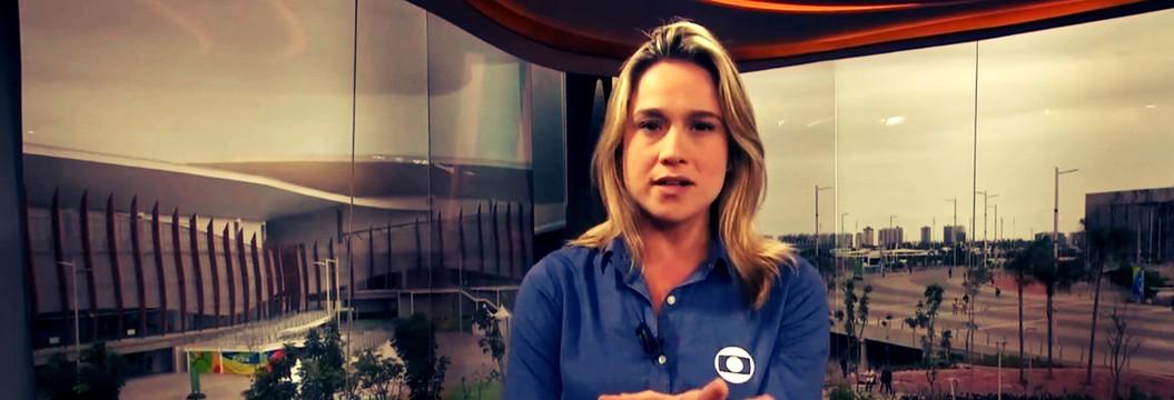 Globo Esporte RJ - Íntegra 04 Agosto 2016 (Reprodução TV Globo)
