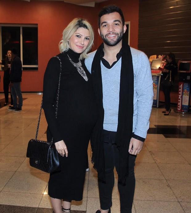 Antonia Fontenelle e Jonathan Costa (Foto: Marcello Sá Barretto/AgNews)