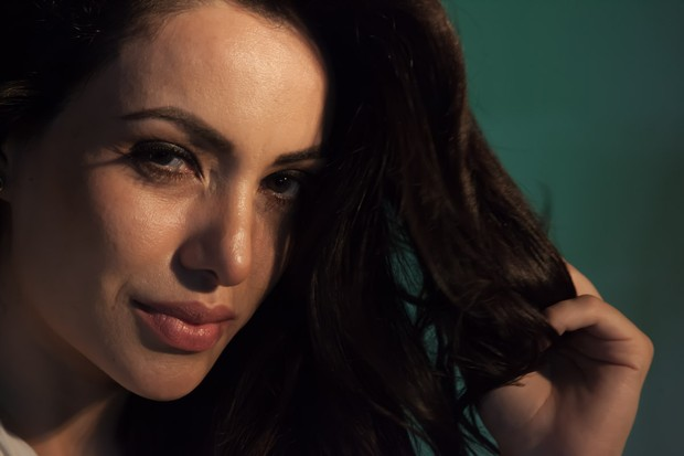 Sósia de Angelina Jolie (Foto: Marcos Ribas/Brazil News)