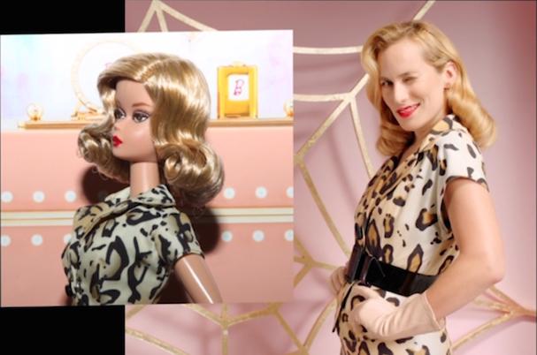 Charlotte Olympia lança Barbie inspirada nela mesma! (Foto: Reprodução)